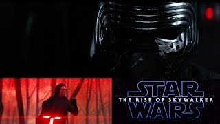 KYLO REN REACTS to STAR WARS: The Rise of Skywalker Teaser