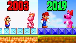 New Super Mario Allstars: Mario Bros 2 REMAKE (Full Game)