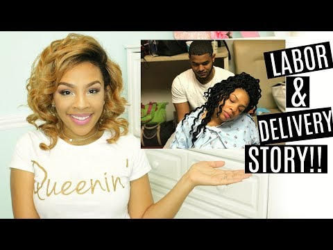 LABOR AND DELIVERY STORY!!! | September 2, 2017