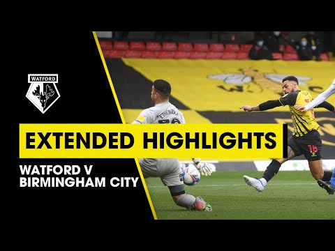 Watford Birmingham Goals And Highlights