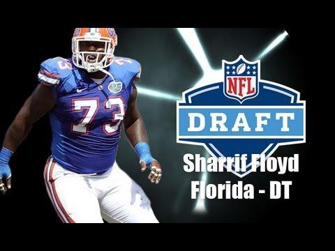 Sharrif Floyd - 2013 NFL Draft Profile
