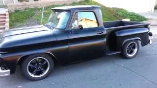 1964 Chevy Truck Custom Build C10 1/2 Ton