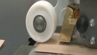 Ребросклеивающий станок для сшивки шпона FWS 920 KUPER