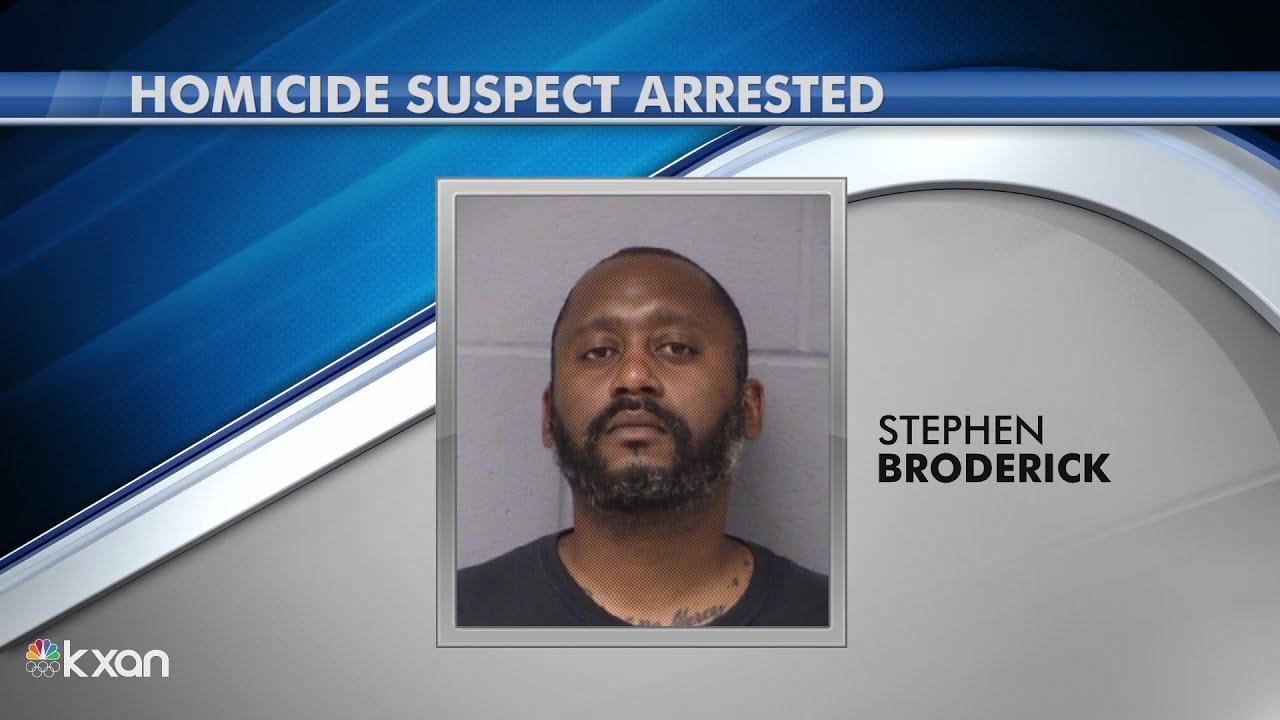 Stephen Broderick arrested
