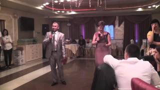 Рэп от родителей на свадьбу Сергею и Марии .г.Железнодорожный