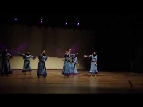 الفرقة القومية للفنون الشعبية National Troupe for Folkloric Arts 1.wmv