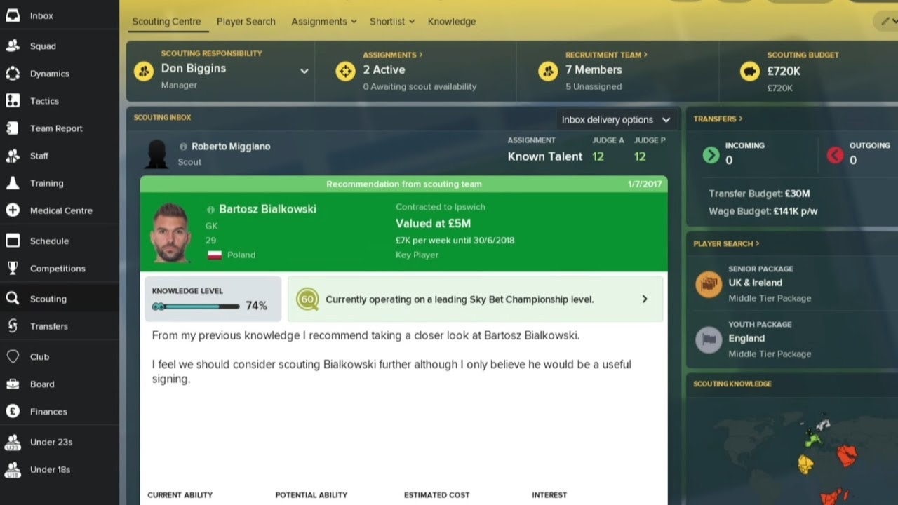 Football Manager game 2018 Review guestbloggr