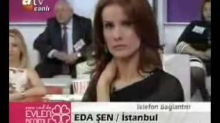 Desti Izdivaç'ta Lezbiyen Talibe AKPli Sunucunun Yaptığı Terbiyesizlik!