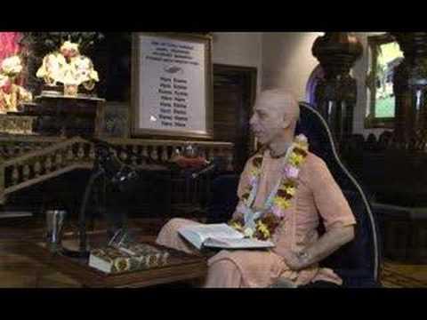 Prahladananda Swami - SB 7.5.56-57 - Spiritual Education