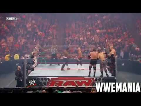 Download John Cena, Rey Mysterio, Kofi Kingston & Cryme Tyme vs Kane, Miz, Dolph Ziggler, Morrison, Snitsky