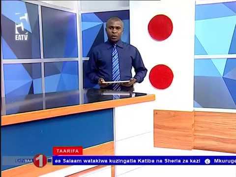 Download EATV SAA 1 - Tanzania yazidi kuporomoka katika orodha kuzingatia uhuru wa habari