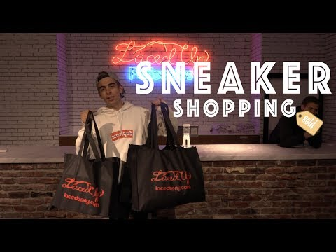 """""""Complex"""" Goes Sneaker Shopping with Just Wynn"""