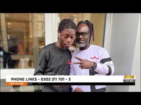 Multimedia wishes Countryman Songo A Happy Birthday - Fire 4 Fire on AdomTV (30-8-21)