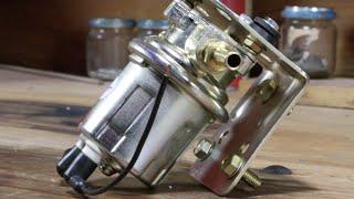 Carter P4259 6-Volt Electric Fuel Pump
