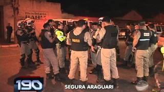Operação Minas Segura Polícia Militar PMMG