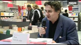 FOCUS TV: Rencontre avec Morgan Sportès à la Foire du livre 2012