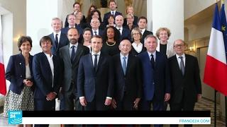 حكومة إدوار فيليب أمام أول اختبار ببدء حملة الانتخابات التشريعية الفرنسية