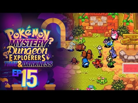 """Pokemon Mystery Dungeon: Explorers of Time & Darkness Co-Op Episode 15 - """"ANOTHER STOLEN!"""""""