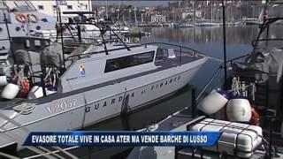 02/09/2016 - NULLATENENTE, ABITAVA IN UNA CASA ATER MA VENDEVA YACHT DI LUSSO