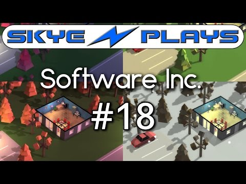 Software Inc Part 18 ►Stability Issues!◀ Let's Play/Gameplay [1080p 60 FPS]