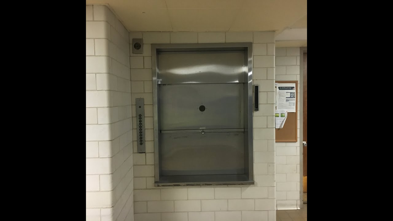Old Otis Dumbwaiter at Trinity East & MUST WATCH! Old Otis Dumbwaiter at Trinity East - YouTube