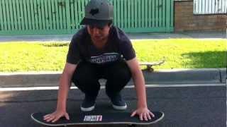 Skateboard - How T๐ Revert