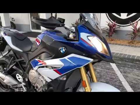2018 Bmw S 1000 Xr Premium Hp Motorsport Blue White Red At Euro
