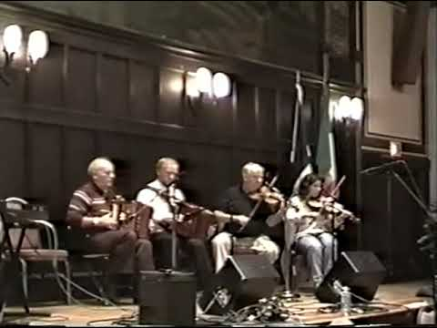 Gaelic Roots Festival Céilí '95: Bucks of Oranmore / The Wise Maid @ Boston College