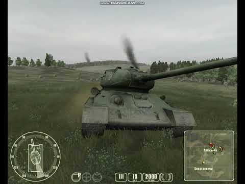 """T-34 против Тигра"""""""