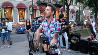 Невский-Б - Небо (cover Дискотека Авария)