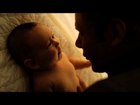 MORNING DAD - The morning routine of a new father and his baby daughter.