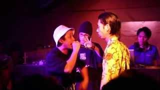 呂布カルマ*当日エントリー vs Yo-1/浜松/天竜/REDMILLIONINC./age23 ▽...