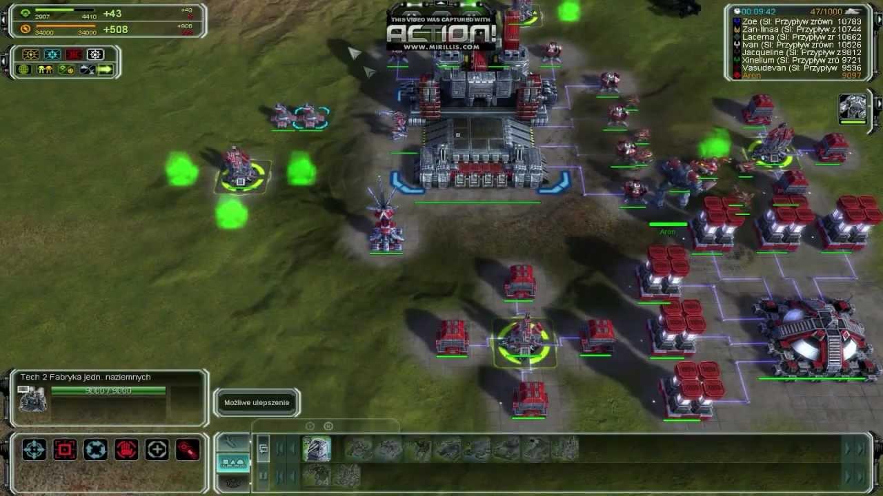 supreme commander 3 скачать торрент