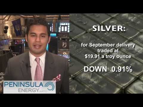 Commodities Report: August 12, 2014