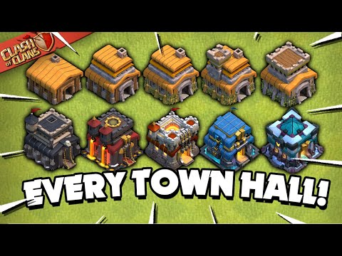 A Tip for Every Town Hall Level in Clash of Clans! - Judo Sloth Gaming