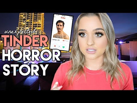 MY CREEPY TINDER DATE HARASSED ME IN THE CLUB | STORYTIME