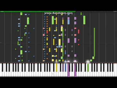 Synthesia - Jackson 5 - I Want You Back