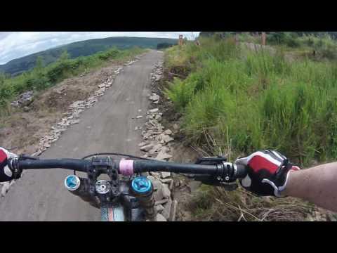 Bike Park Wales - A470 Line