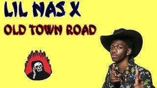 Скачать Lil Nas X Old Town Road РУССКИЕ СУБТИТРЫ ПЕРЕВОД