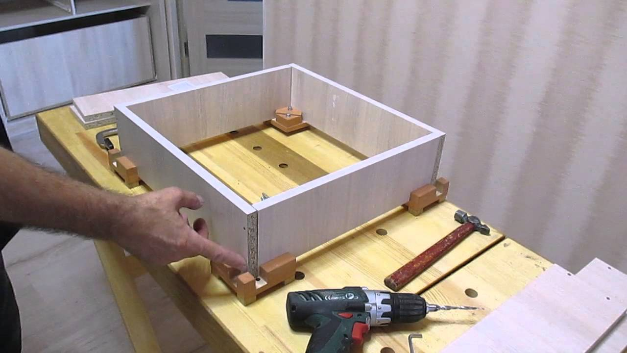 Корпусная мебель (шкаф -купе). - youtube.
