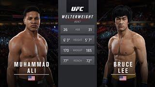 Muhammad Ali vs. Bruce Lee (EA Sports UFC 2) - Rematch