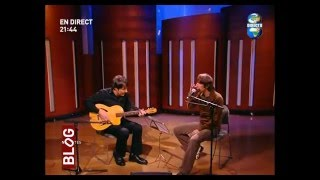 """Thomas Fersen & Pierre Sangra : """"Je n'ai pas la gale"""""""