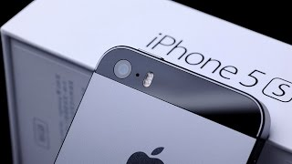Распаковка iPhone 5s с AliExpress