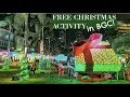 VLOGMAS DAY 11 What To Do For FREE In BGC Christmas Light Show mp3