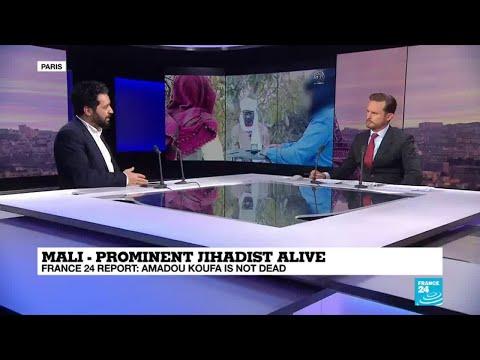 Exclusive: Key Mali jihadist Amadou Koufa resurfaces to deny reports of his death