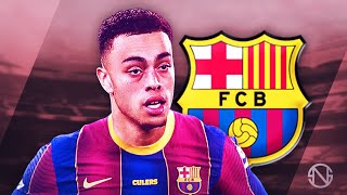 SERGINO DEST - Welcome to Barcelona - Amazing Skills, Tackles, Goals & Assists - 2020