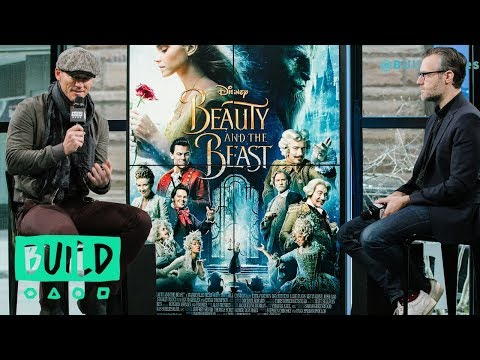 "Luke Evans Talks About The Movie, ""Beauty And The Beast"""