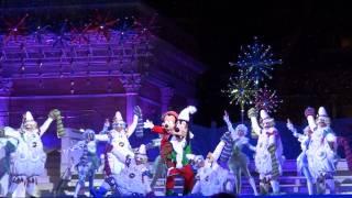 マックスが コケた(笑)そして鼻ピク☆クリスマスウィッシュ☆TDS thumbnail