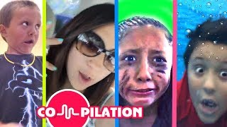 FUNnel Vision Family LIP SINGING Compilation of Short Skits & Music Clips Videos 4 Youtube Kids thumbnail