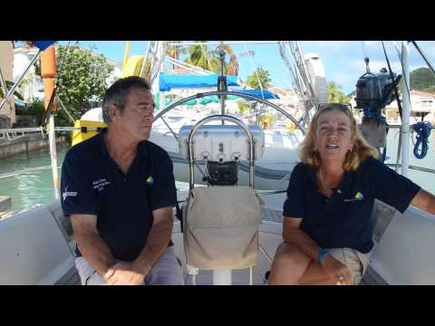 What to expect on a Miramar Sailing course